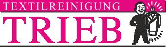 Textilreinigung Trieb Logo